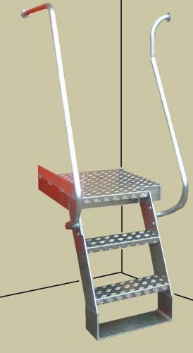 ladder-with-handrails