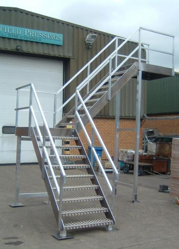 two-tier-staircase-outside
