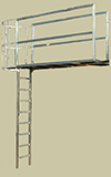 access-ladder-with-platform