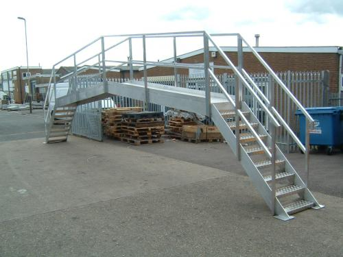 metal-platform-with-staircases