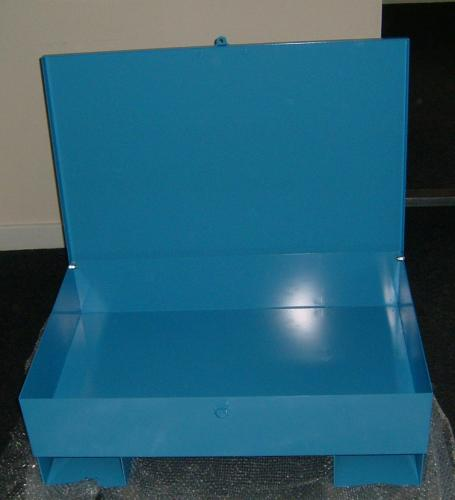 blue-metal-storage-box